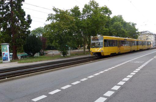In diesem Bereich soll der Z-Überweg gebaut werden. Foto: Nagel