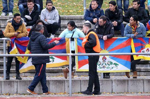 Chinesische Zeitung sieht Tibet-Proteste als Verschwörung an
