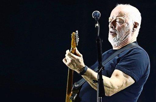 David Gilmours  Konzert bei den Jazz Open im Juli war sofort ausverkauft. Foto: dpa
