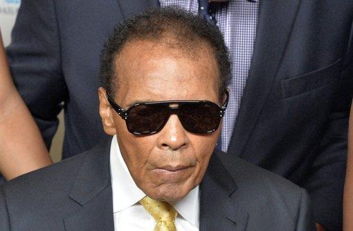 Alis letzter Kampf