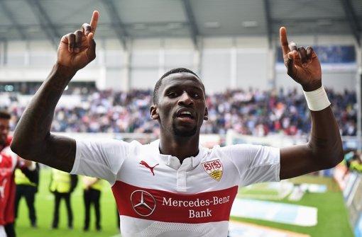 Antonio Rüdiger wurde am 3. März 1993 in Berlin geboren. Sein Vater ist ein Deutscher, seine Mutter stammt aus Sierra Leone. Foto: Pressefoto Baumann