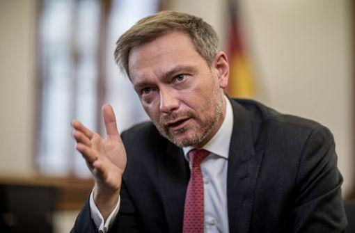 FDP-Chef Lindner kann sich Neuanlauf vorstellen