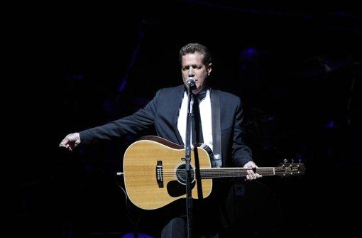 Sänger, Gitarrist und Songwriter im kongenialen Duo mit Don Henley: Glenn Frey Foto: AP