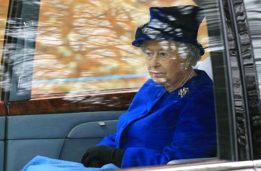 Die Queen ist wieder gesund