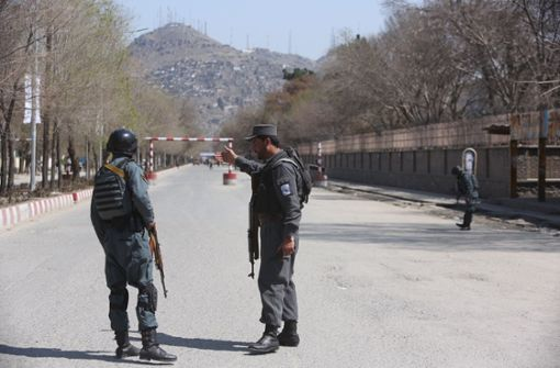 26 Tote bei Selbstmordanschlag in Kabul