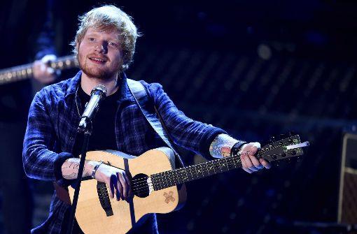 Ed Sheeran knackt Rekord in Deutschland