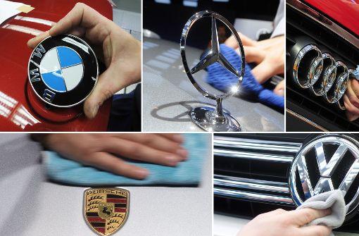 Deutschlands Autohersteller im Zwielicht
