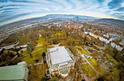 SPD stoppt Konzerthaus im Park der Villa Berg