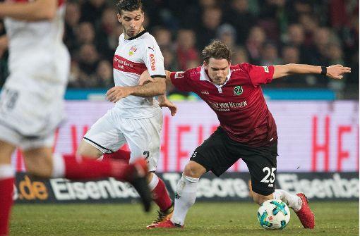 VfB vergibt in Hannover ersten Auswärtssieg