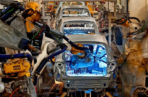 Die Autobranche ist die IT-Königsdisziplin