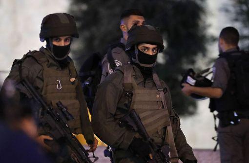 IS und Hamas reklamieren Angriff auf israelische Polizistin für sich