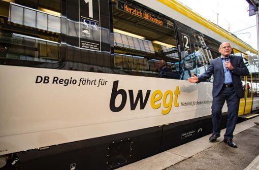 115 Millionen Euro für zusätzliche Züge