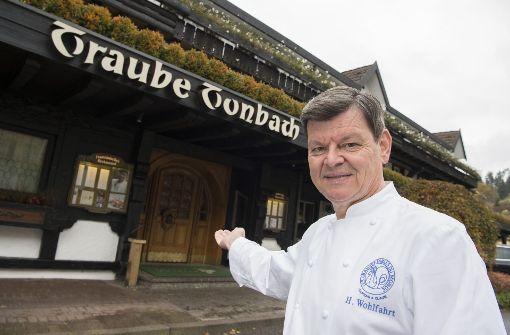 Harald Wohlfahrt wird nicht in die Traube Tonbach zurückkehren. Foto: dpa