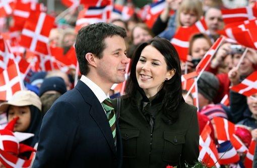 Prinz und Prinzessin Namenlos