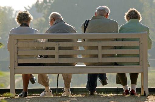 Südwesten stützt die Rentenkasse