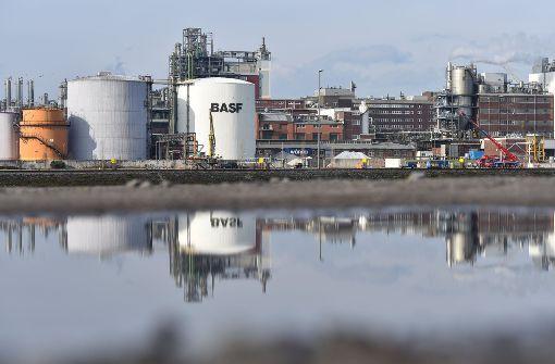 Giftige Gase in BASF-Werk ausgetreten