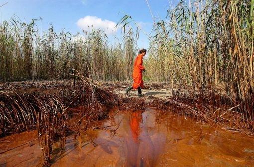 Der ungebändigte Öl-Riese