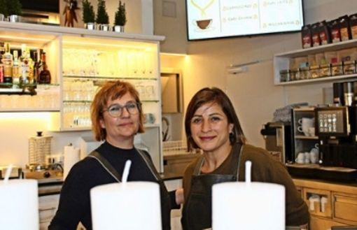 Ein neues Café für Degerloch
