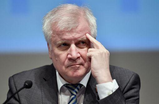 Gerät ins Kreuzfeuer der Kritik: Innenminister Horst Seehofer (CSU). Foto: APA