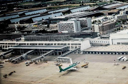 Verlegung von Gasleitung am Airport zeitkritisch