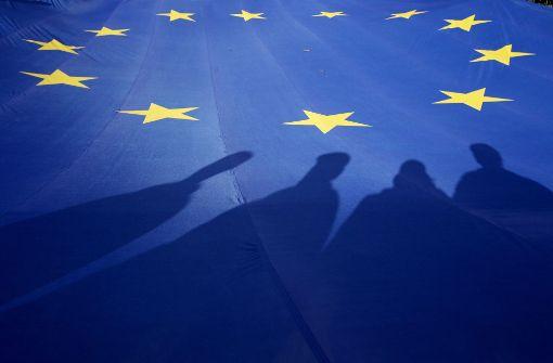 Allen Krisen zum Trotz: Die Jugend steht auf die EU