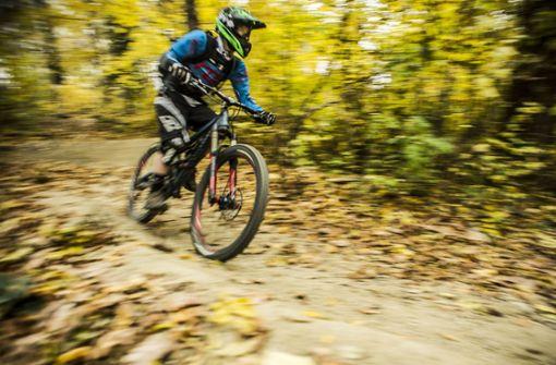 Stuttgart ist ein Paradies für Moutainbiker. Doch Mitglieder der Mountainbike-Szene kritisieren, dass es kein offizielles Trailkonzept gibt. (Symbolbild) Foto: Lichtgut/Max Kovalenko
