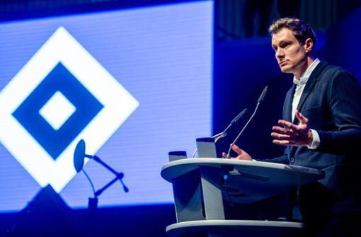 Ex-Profi Jansen neuer Präsident des HSV