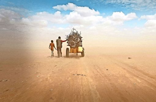 "Szene aus ""Human Flow"" Foto: Biennale/Verleih"