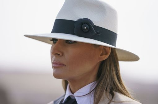 Ist sie eine glückliche First Lady?