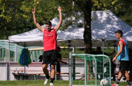 VfB-Fans im Euphoriemodus – und doch gewarnt?