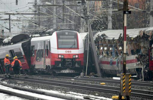 Bei dem Zugunglück in der Steiermark kam eine 58-jährige Frau aus dem Landkreis Ludwigsburg in Baden-Württemberg ums Leben. Foto: APA