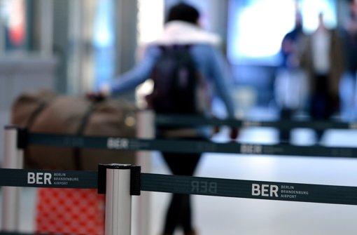 Flughafen Tegel wird modernisiert
