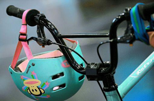 Am Fahrrad einer Zehnjährigen funktionierten die Bremsen nicht (Symbolfoto). Foto: dpa-Zentralbild
