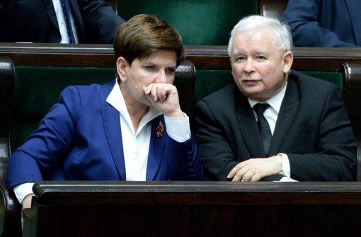 Verfahren gegen Polen eingeleitet