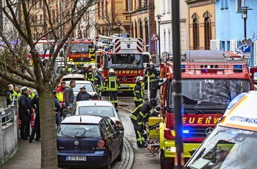 Zwei Menschen sterben bei Wohnungsbrand