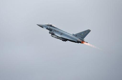 Die Maschine hatte am Samstag von zwei Bundeswehrjets in Stuttgart abgefangen werden müssen. Foto: dpa