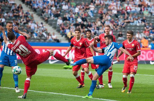VfB bei Auftakt-Niederlage ohne Fortune
