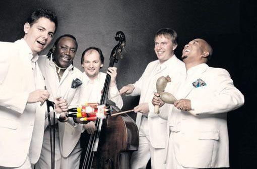 Klazz Brothers & Cuba Percussion.