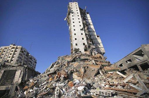 Milliarden für den Wiederaufbau