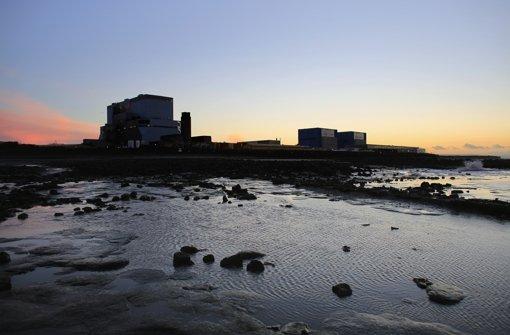 Kernkraftwerk in Hinkley Point – zwei neue Blöcke sollen dazukommen Foto: Getty Images Europe