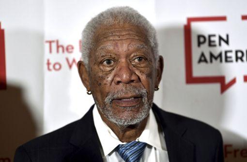 Frauen werfen Morgan Freeman sexuelle Belästigung vor