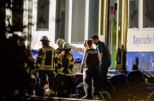 Tote bei Zugunglück – Ermittler suchen nach Ursache