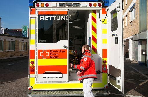 Das Innenleben eines Rettungswagens