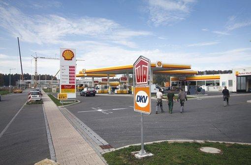 Tankstelle in Rutesheim überfallen