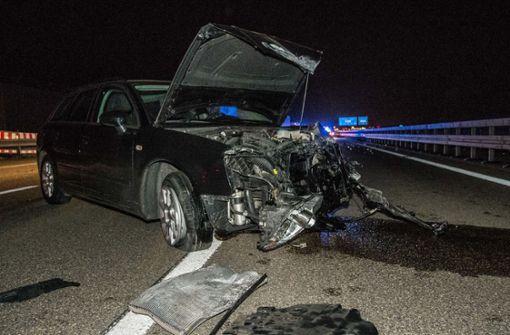 Nach Unfall mit drei Verletzten geflüchtet
