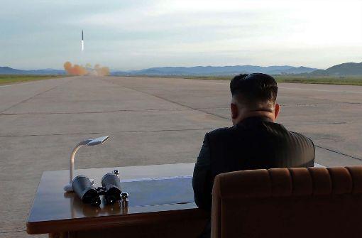 Trump, Kim und der Raketen-Mann