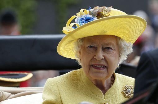 Briten sorgen sich um die Gesundheit ihrer Königin