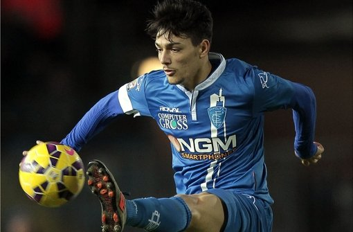 Will sich beim VfB beweisen: Federico Barba. Foto: Getty