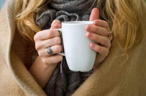 Bei den kühlen Temperaturen möchte manch einer am liebsten schon die Heizung aufdrehen. Foto: dpa