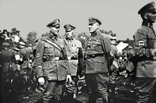 Für den Häftling Adolf Hitler ein Korb Owener Kirschen